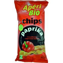 Chips paprika Apéribio - 125g