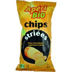 Chips striées Apéribio - 125g