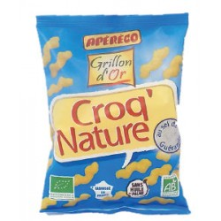 Croq'nature Grillon d'Or - 50g