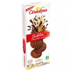 Sablés chocolat noir - 132g