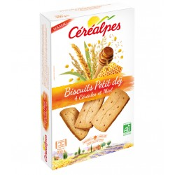 biscuit petit dej_4 cereales et miel